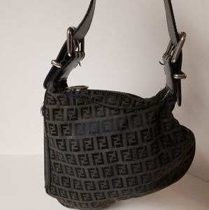 Authentic Fendi Oyster Bag